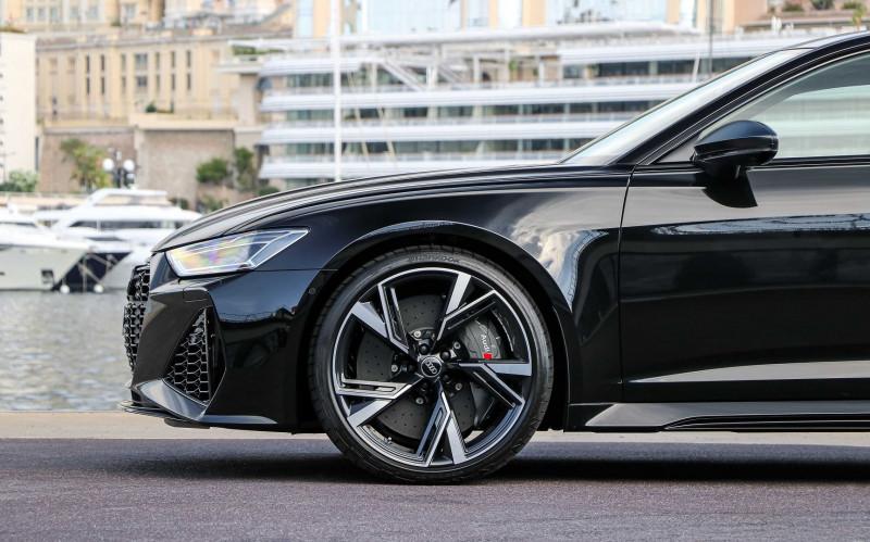 Photo 10 de l'offre de AUDI RS6 AVANT 4.0 V8 TFSI 600CH QUATTRO TIPTRONIC à 139000€ chez Stars Monte Carlo