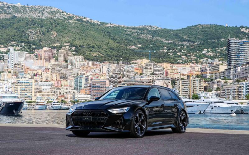 Photo 4 de l'offre de AUDI RS6 AVANT 4.0 V8 TFSI 600CH QUATTRO TIPTRONIC à 139000€ chez Stars Monte Carlo