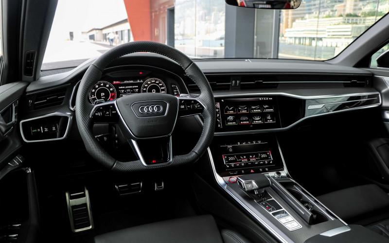 Photo 12 de l'offre de AUDI RS6 AVANT 4.0 V8 TFSI 600CH QUATTRO TIPTRONIC à 139000€ chez Stars Monte Carlo