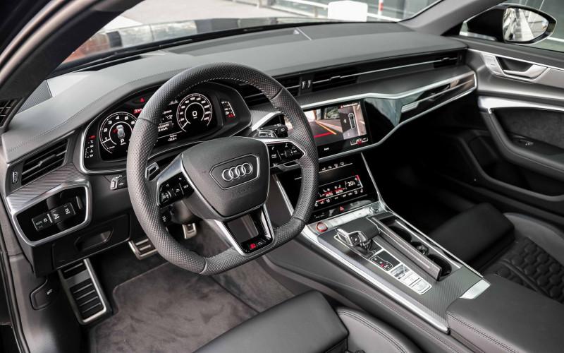Photo 13 de l'offre de AUDI RS6 AVANT 4.0 V8 TFSI 600CH QUATTRO TIPTRONIC à 139000€ chez Stars Monte Carlo