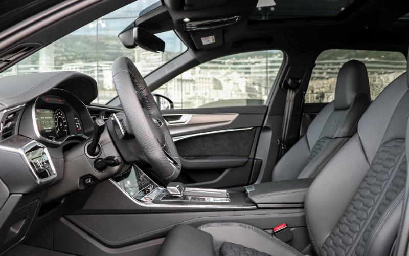 Photo 14 de l'offre de AUDI RS6 AVANT 4.0 V8 TFSI 600CH QUATTRO TIPTRONIC à 139000€ chez Stars Monte Carlo
