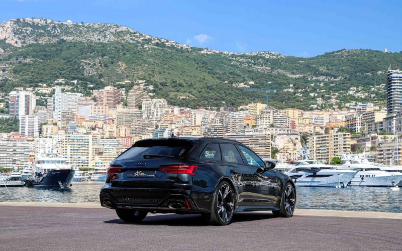 Photo 8 de l'offre de AUDI RS6 AVANT 4.0 V8 TFSI 600CH QUATTRO TIPTRONIC à 139000€ chez Stars Monte Carlo