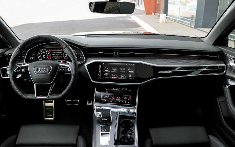 Photo 15 de l'offre de AUDI RS6 AVANT 4.0 V8 TFSI 600CH QUATTRO TIPTRONIC à 139000€ chez Stars Monte Carlo