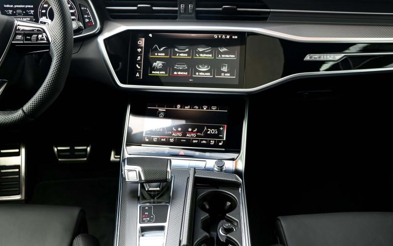 Photo 17 de l'offre de AUDI RS6 AVANT 4.0 V8 TFSI 600CH QUATTRO TIPTRONIC à 139000€ chez Stars Monte Carlo