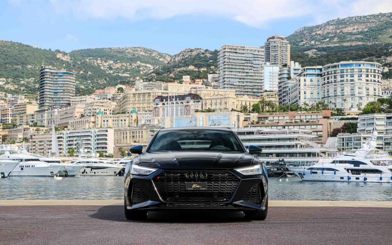 Photo 3 de l'offre de AUDI RS6 AVANT 4.0 V8 TFSI 600CH QUATTRO TIPTRONIC à 139000€ chez Stars Monte Carlo