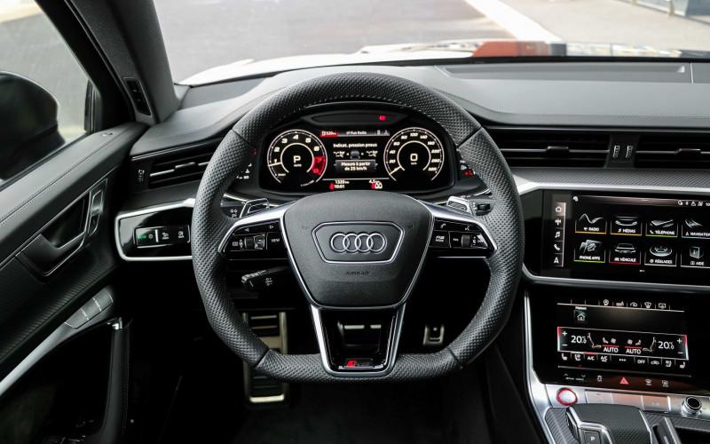 Photo 16 de l'offre de AUDI RS6 AVANT 4.0 V8 TFSI 600CH QUATTRO TIPTRONIC à 139000€ chez Stars Monte Carlo