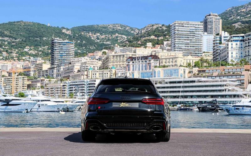 Photo 7 de l'offre de AUDI RS6 AVANT 4.0 V8 TFSI 600CH QUATTRO TIPTRONIC à 139000€ chez Stars Monte Carlo