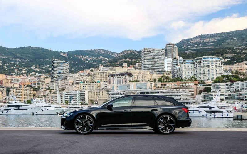Photo 5 de l'offre de AUDI RS6 AVANT 4.0 V8 TFSI 600CH QUATTRO TIPTRONIC à 139000€ chez Stars Monte Carlo