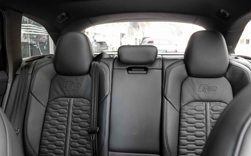 Photo 30 de l'offre de AUDI RS6 AVANT 4.0 V8 TFSI 600CH QUATTRO TIPTRONIC à 139000€ chez Stars Monte Carlo