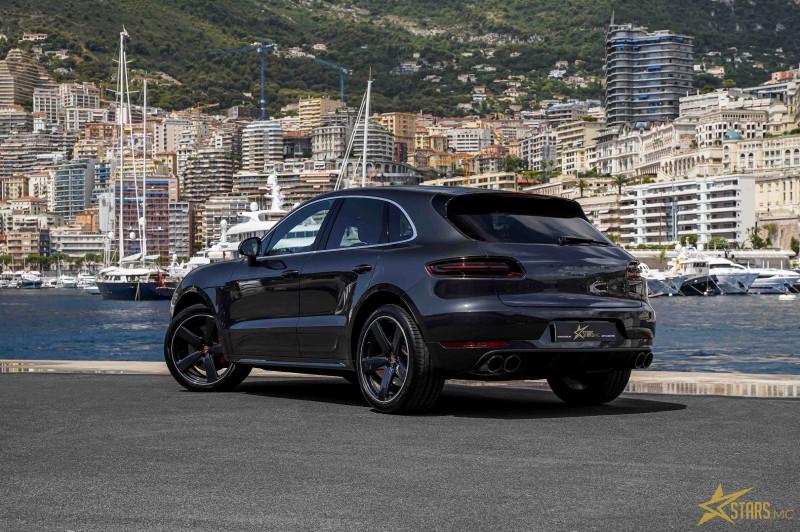 Photo 6 de l'offre de PORSCHE MACAN 3.6 V6 440CH TURBO PACK PERFORMANCE PDK à 73000€ chez Stars Monte Carlo