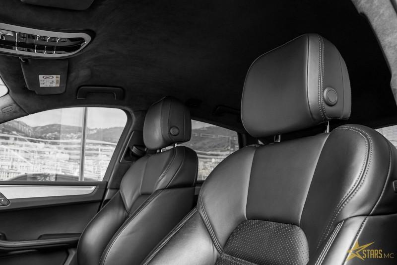 Photo 11 de l'offre de PORSCHE MACAN 3.6 V6 440CH TURBO PACK PERFORMANCE PDK à 73000€ chez Stars Monte Carlo