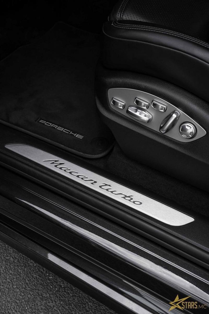 Photo 14 de l'offre de PORSCHE MACAN 3.6 V6 440CH TURBO PACK PERFORMANCE PDK à 73000€ chez Stars Monte Carlo