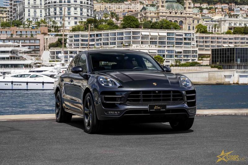 Photo 4 de l'offre de PORSCHE MACAN 3.6 V6 440CH TURBO PACK PERFORMANCE PDK à 73000€ chez Stars Monte Carlo
