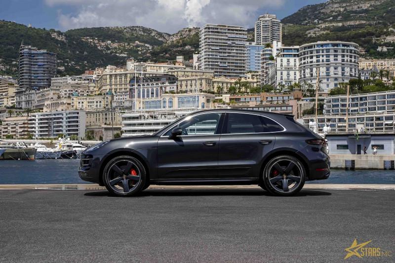 Photo 5 de l'offre de PORSCHE MACAN 3.6 V6 440CH TURBO PACK PERFORMANCE PDK à 73000€ chez Stars Monte Carlo