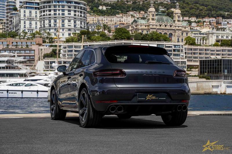 Photo 8 de l'offre de PORSCHE MACAN 3.6 V6 440CH TURBO PACK PERFORMANCE PDK à 73000€ chez Stars Monte Carlo