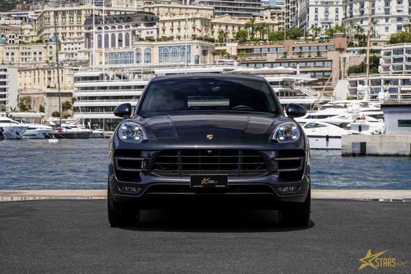 Photo 3 de l'offre de PORSCHE MACAN 3.6 V6 440CH TURBO PACK PERFORMANCE PDK à 73000€ chez Stars Monte Carlo