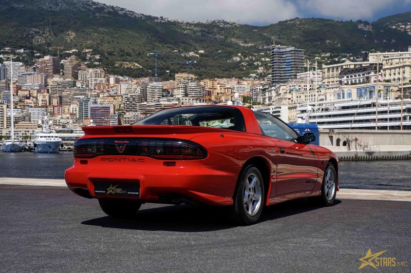 Photo 7 de l'offre de PONTIAC TRANS AM 5.7 V8 BA à 17000€ chez Stars Monte Carlo