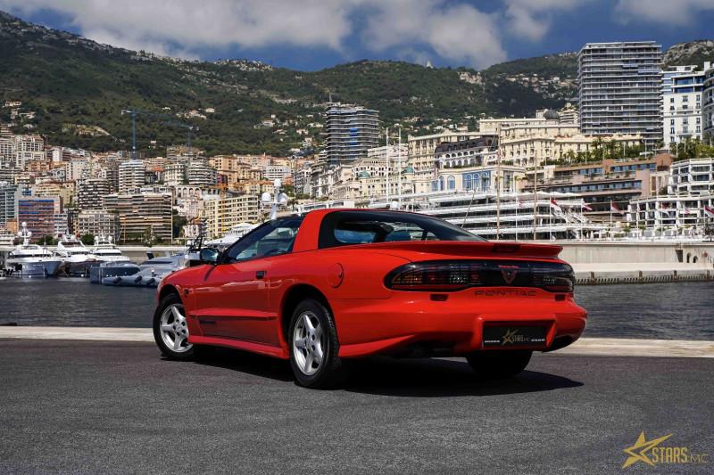 Photo 5 de l'offre de PONTIAC TRANS AM 5.7 V8 BA à 17000€ chez Stars Monte Carlo