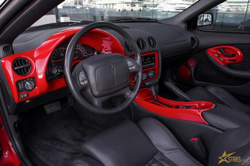Photo 8 de l'offre de PONTIAC TRANS AM 5.7 V8 BA à 17000€ chez Stars Monte Carlo