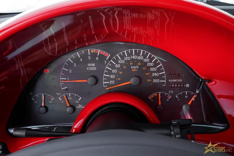 Photo 13 de l'offre de PONTIAC TRANS AM 5.7 V8 BA à 17000€ chez Stars Monte Carlo