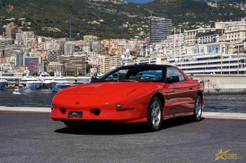 Photo 3 de l'offre de PONTIAC TRANS AM 5.7 V8 BA à 17000€ chez Stars Monte Carlo