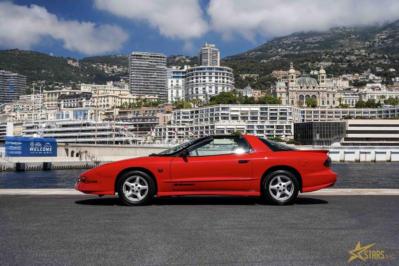 Photo 4 de l'offre de PONTIAC TRANS AM 5.7 V8 BA à 17000€ chez Stars Monte Carlo