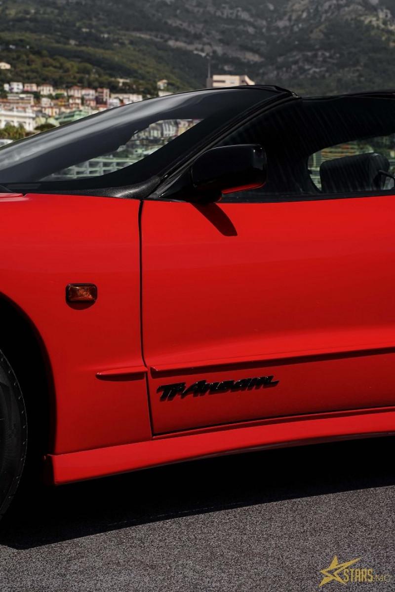 Photo 16 de l'offre de PONTIAC TRANS AM 5.7 V8 BA à 17000€ chez Stars Monte Carlo