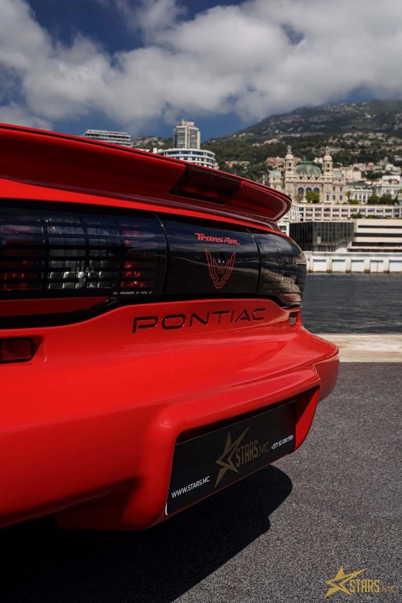 Photo 17 de l'offre de PONTIAC TRANS AM 5.7 V8 BA à 17000€ chez Stars Monte Carlo