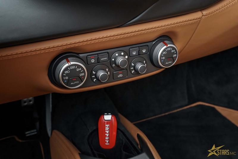 Photo 16 de l'offre de FERRARI 488 SPIDER V8 3.9 T 670CH à 239488€ chez Stars Monte Carlo