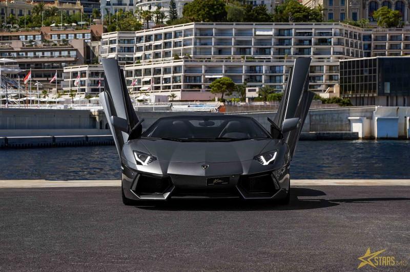 Photo 4 de l'offre de LAMBORGHINI AVENTADOR ROADSTER LP 700-4 à 315700€ chez Stars Monte Carlo