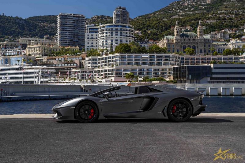 Photo 6 de l'offre de LAMBORGHINI AVENTADOR ROADSTER LP 700-4 à 315700€ chez Stars Monte Carlo