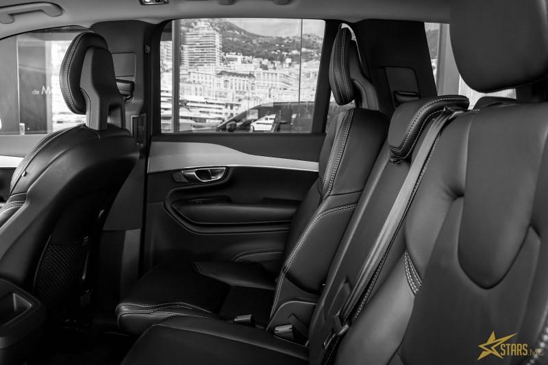 Photo 14 de l'offre de VOLVO XC90 D5 AWD 235CH INSCRIPTION GEARTRONIC 7 PLACES à 50900€ chez Stars Monte Carlo