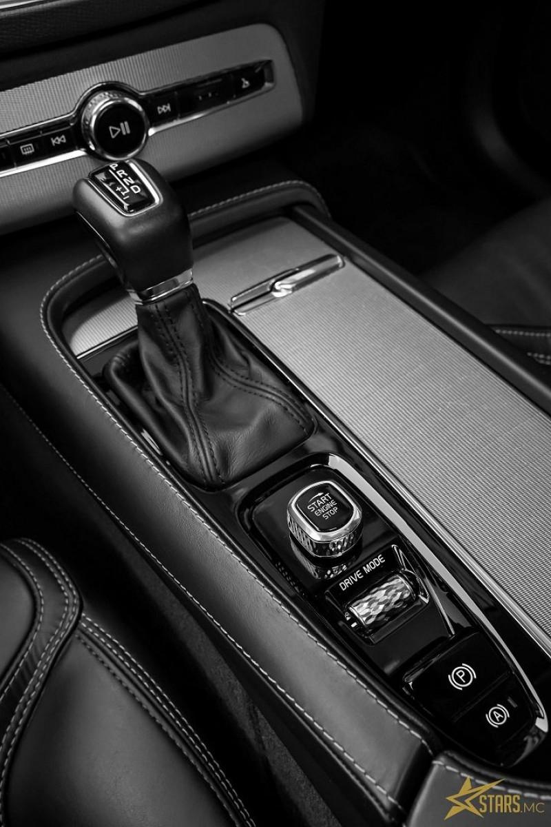 Photo 23 de l'offre de VOLVO XC90 D5 AWD 235CH INSCRIPTION GEARTRONIC 7 PLACES à 50900€ chez Stars Monte Carlo
