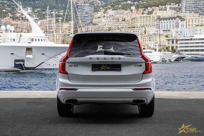 Photo 7 de l'offre de VOLVO XC90 D5 AWD 235CH INSCRIPTION GEARTRONIC 7 PLACES à 50900€ chez Stars Monte Carlo
