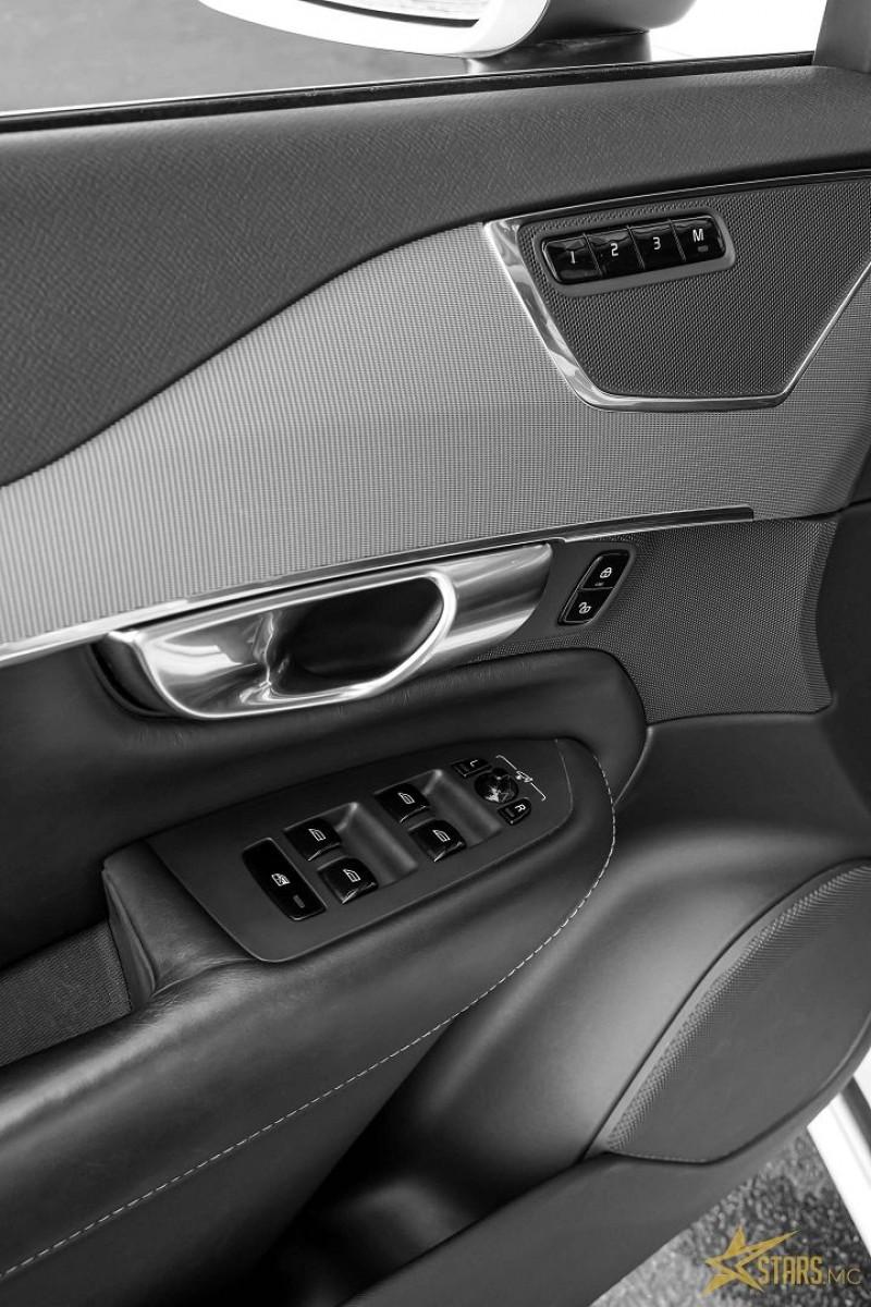 Photo 18 de l'offre de VOLVO XC90 D5 AWD 235CH INSCRIPTION GEARTRONIC 7 PLACES à 50900€ chez Stars Monte Carlo