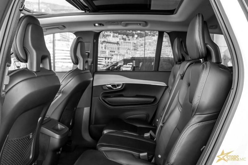 Photo 13 de l'offre de VOLVO XC90 D5 AWD 235CH INSCRIPTION GEARTRONIC 7 PLACES à 50900€ chez Stars Monte Carlo