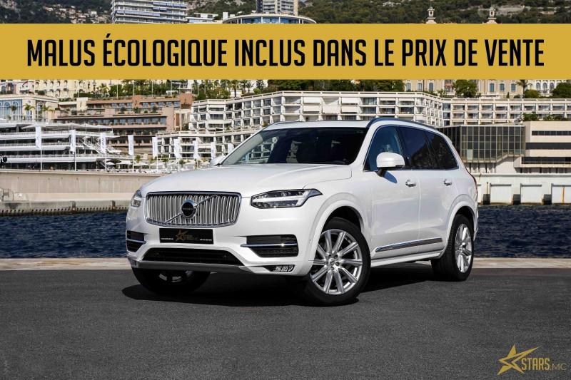 Photo 1 de l'offre de VOLVO XC90 D5 AWD 235CH INSCRIPTION GEARTRONIC 7 PLACES à 50900€ chez Stars Monte Carlo