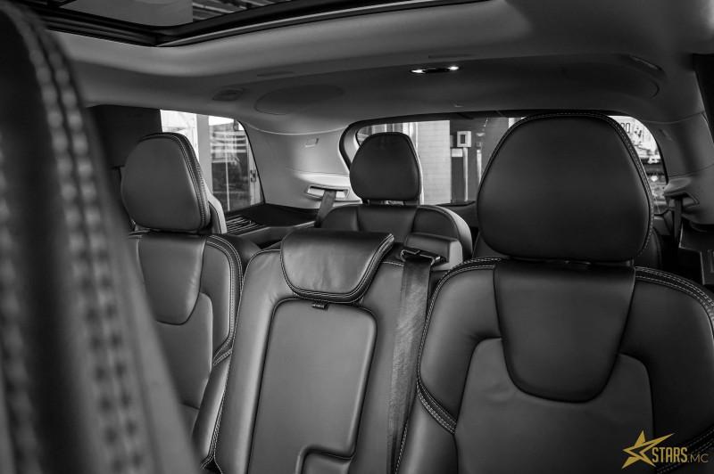 Photo 11 de l'offre de VOLVO XC90 D5 AWD 235CH INSCRIPTION GEARTRONIC 7 PLACES à 50900€ chez Stars Monte Carlo