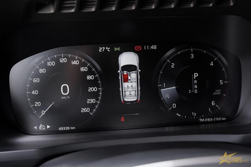 Photo 20 de l'offre de VOLVO XC90 D5 AWD 235CH INSCRIPTION GEARTRONIC 7 PLACES à 50900€ chez Stars Monte Carlo