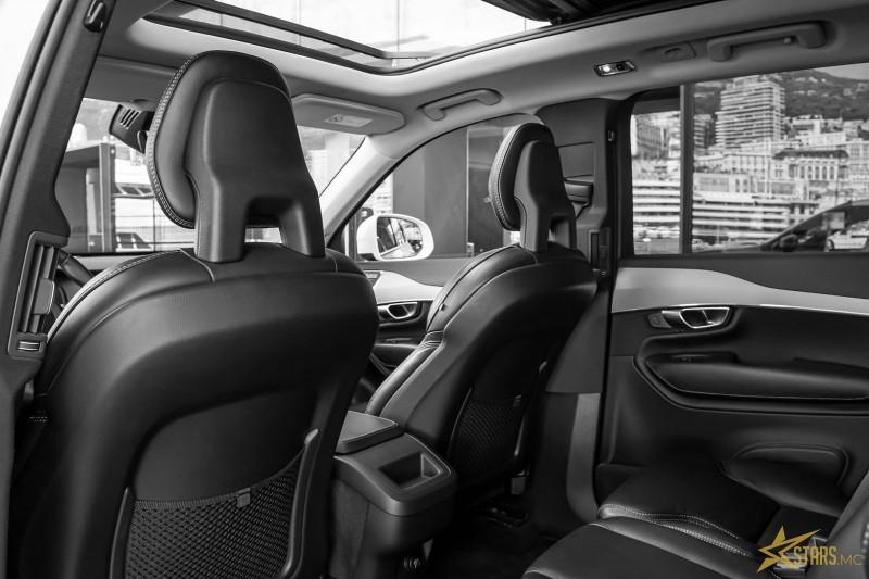 Photo 12 de l'offre de VOLVO XC90 D5 AWD 235CH INSCRIPTION GEARTRONIC 7 PLACES à 50900€ chez Stars Monte Carlo