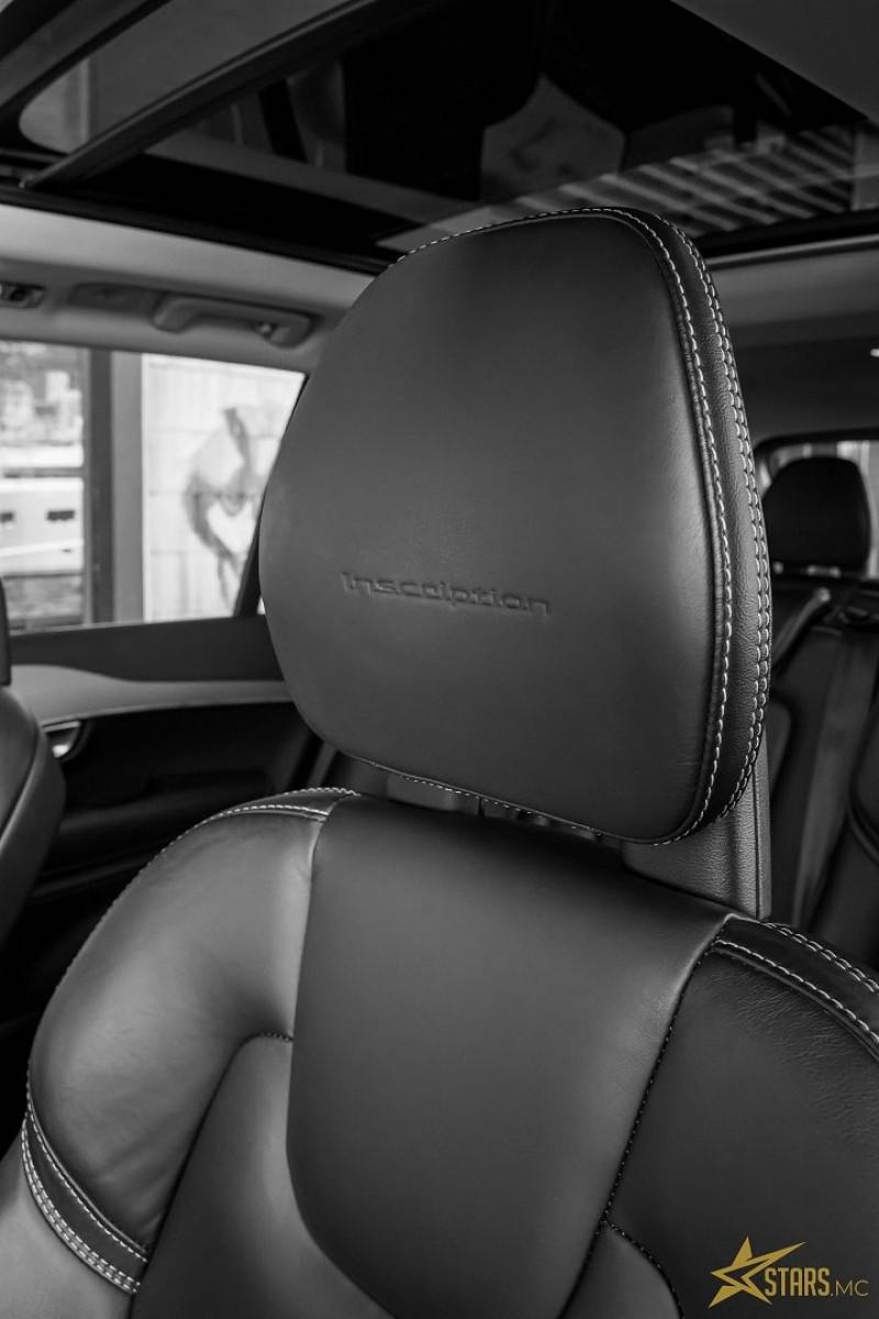 Photo 16 de l'offre de VOLVO XC90 D5 AWD 235CH INSCRIPTION GEARTRONIC 7 PLACES à 50900€ chez Stars Monte Carlo