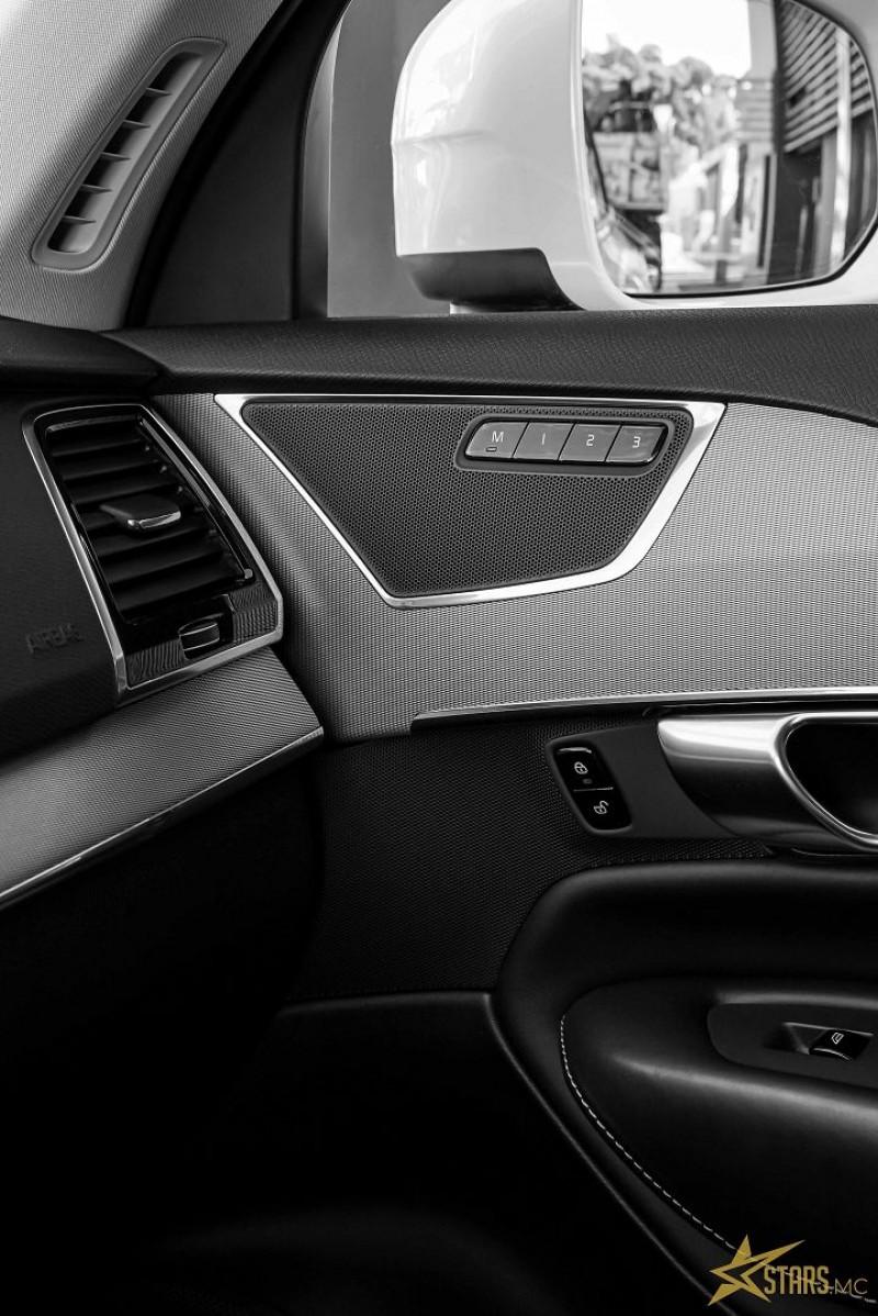 Photo 24 de l'offre de VOLVO XC90 D5 AWD 235CH INSCRIPTION GEARTRONIC 7 PLACES à 50900€ chez Stars Monte Carlo