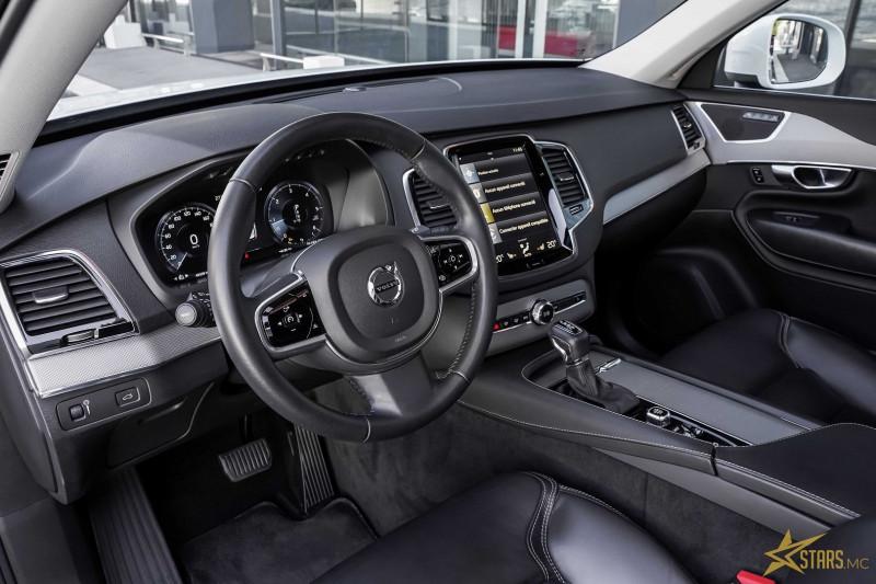 Photo 9 de l'offre de VOLVO XC90 D5 AWD 235CH INSCRIPTION GEARTRONIC 7 PLACES à 50900€ chez Stars Monte Carlo