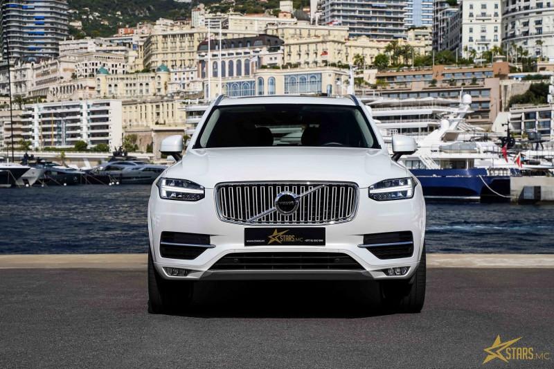 Photo 3 de l'offre de VOLVO XC90 D5 AWD 235CH INSCRIPTION GEARTRONIC 7 PLACES à 50900€ chez Stars Monte Carlo
