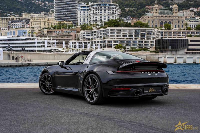 Photo 7 de l'offre de PORSCHE 911 TARGA (992) 3.0 450CH 4S à 199992€ chez Stars Monte Carlo