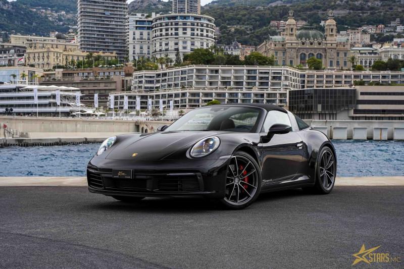 Photo 2 de l'offre de PORSCHE 911 TARGA (992) 3.0 450CH 4S à 199992€ chez Stars Monte Carlo