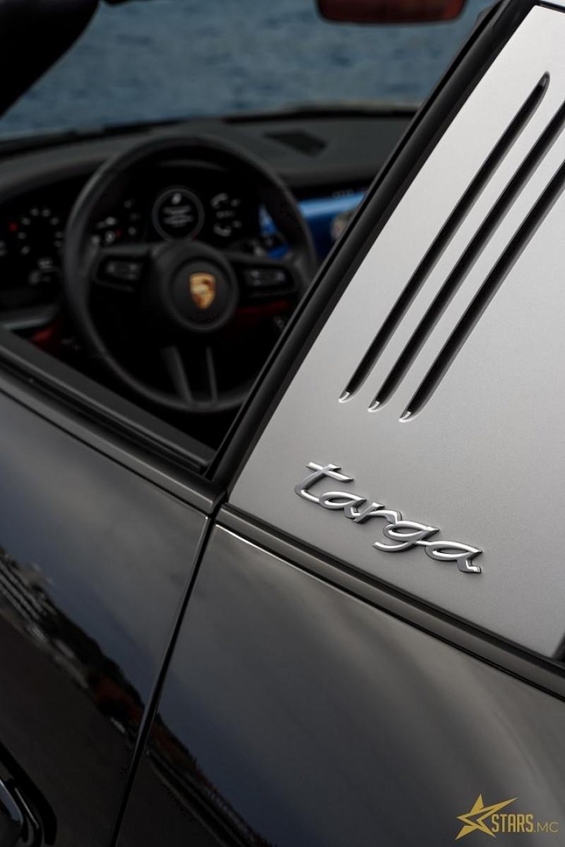 Photo 28 de l'offre de PORSCHE 911 TARGA (992) 3.0 450CH 4S à 199992€ chez Stars Monte Carlo
