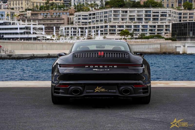 Photo 9 de l'offre de PORSCHE 911 TARGA (992) 3.0 450CH 4S à 199992€ chez Stars Monte Carlo