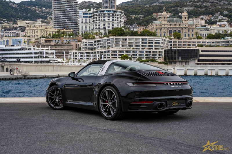 Photo 8 de l'offre de PORSCHE 911 TARGA (992) 3.0 450CH 4S à 199992€ chez Stars Monte Carlo
