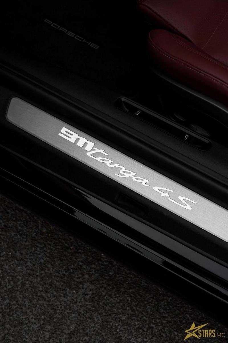 Photo 16 de l'offre de PORSCHE 911 TARGA (992) 3.0 450CH 4S à 199992€ chez Stars Monte Carlo